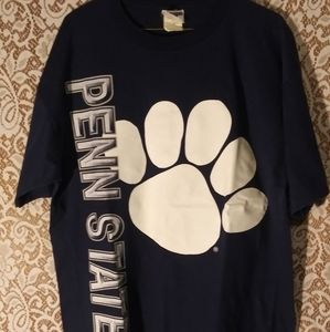 Double-sided Penn State T-shirt size XL